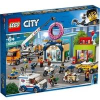 Lego City Große Donut-Shop-Eröffnung