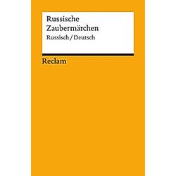 Russische Zaubermärchen  Russisch/Deutsch - Buch