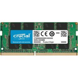Crucial Crucial 8GB DDR4-2400 SODIMM Arbeitsspeicher