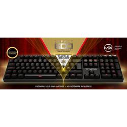 Turtle Beach Gaming Tastatur IMPACT 600 Mechanisch Gaming-Tastatur