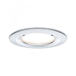 Paulmann LED 3x6,8W, Prem EBL Coin Slim dim rd st,
