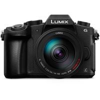 Panasonic Lumix DMC-G81H schwarz + 14-140 mm OIS