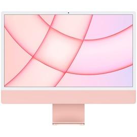 """Apple iMac 24"""" mit Retina 4.5K Display M1 8 GB RAM 256 GB SSD 7-Core GPU rosé"""