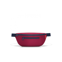REISENTHEL® Bauchtasche Bauchtasche beltbag M, Bauchtasche rot