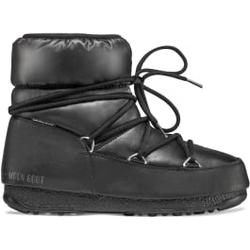 Moon Boot - Moon Boot Low Nylon WP Black - Après-ski - Größe: 39