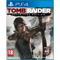 Tomb Raider - Definitive Edition (PEGI) (PS4)