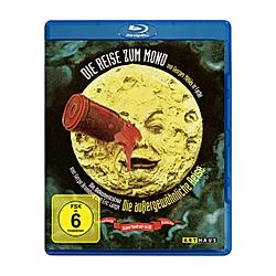 Die Reise zum Mond - DVD  Filme