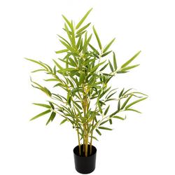 Kunstbaum Bambus, I.GE.A., Höhe 70 cm, Im Topf