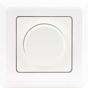 REV 0399620090 Unterputz Dimmer Geeignet für Leuchtmittel: LED-Lampe, Halogenlampe, Glühlampe Wei