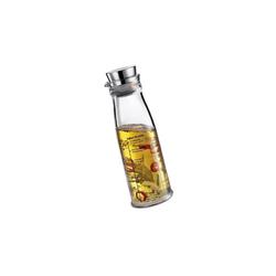 Küchenprofi Dressing Shaker Dressing Shaker mit Rezepten, Acryl, (1-tlg), Dressingshaker