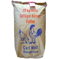 Carl Wolf Geflügelkörnerfutter 25kg