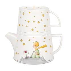 Könitz Teekanne Set Tea for me - Der kleine Prinz, 0,65 l