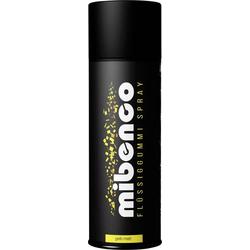 Mibenco Flüssiggummi-Spray Farbe Gelb (matt) 71421023 400ml