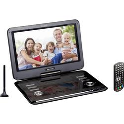Lenco DVP-1273 12Zoll mit DVB-T2 Portabler DVD-Player