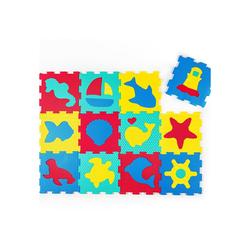 Hakuna Matte Puzzlematte Meereswelt, 12 Puzzleteile