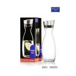 Ritzenhoff und Breker Glas Karaffe Serie Tango mit Ausguss 1Liter
