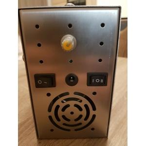 Getriebemotor,Spahnferkel,Grillmotor, regelbar von 0,2 bis 5 U/min, 20Nm 24V DC