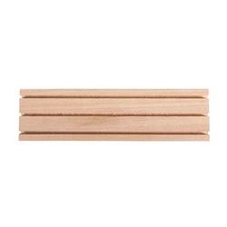 Rayher Bastelzubehör Holz Setzleiste