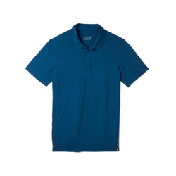 smartwool Merino Sport 150 Polo Herren Poloshirt grau S
