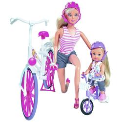 Simba Steffi Love Bike Ride Puppe