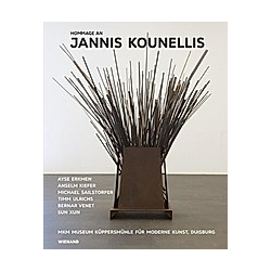 Hommage an Jannis Kounellis - Buch