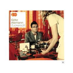 Götz Alsmann - Zuckersüss (CD)