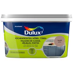 Dulux Holzlack Fresh Up, für Küchen, Möbel und Türen, taupe, 2 l