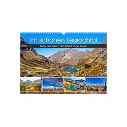 Im schönen Lessachtal (Wandkalender 2021 DIN A3 quer) - Kalender