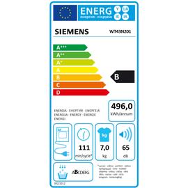 Siemens WT43N201 iQ 300