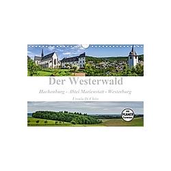 Der Westerwald (Wandkalender 2021 DIN A4 quer)