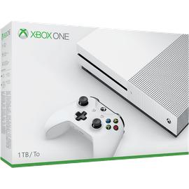 Microsoft Xbox One S 1TB weiß