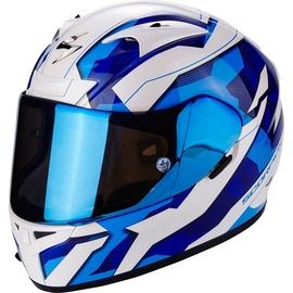 Scorpion Exo-710 Air Furio Weiß/Blau