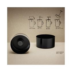 Stelton Mülleimer RIG-TIG Kaffeesammler 8.9 cm