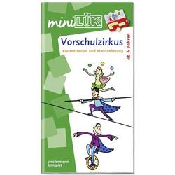 LÜK miniVorschulzirkus 4519
