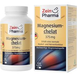 Magnesiumchelat Kapseln hoch bioverfügbar