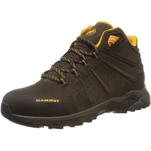Mammut Damen Convey Mid GTX Trekking- & Wanderstiefel, Beige (Light Deer-Light Cheddar 7450), 42 EU
