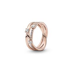 Pandora Fingerring Pandora Rose Ring 58