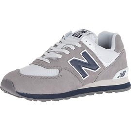 NEW BALANCE 574 Core Plus grey-navy-white, 42