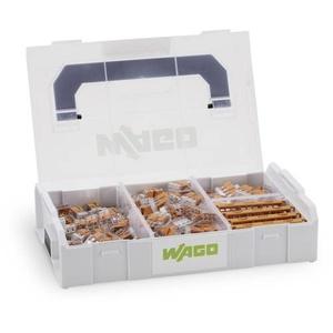 WAGO 887-952 Verbindungsklemmen-Sortiment flexibel: 0.14-4mm² starr: 0.2-4mm² 1 Set