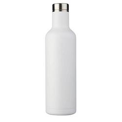 Isolierflasche kupfer-vakuum weiß 0,75 l