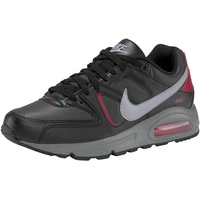 Nike Men's Air Max Command black/wolf grey/anthracite/noble red 42