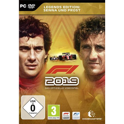 F1 2019 Legends Edition PC USK: 0
