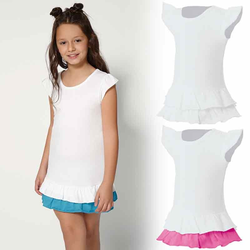 Mädchen T-Shirt Kleid Sandy | nath