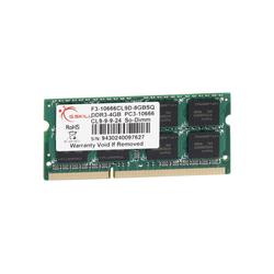 G.Skill SO-DIMM 4 GB DDR3-1333, für MacBook Pro/iMac Arbeitsspeicher