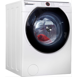 Hoover Waschtrockner WDPD 4138 LH, 13 kg / 8 kg, 1400 U/Min, Waschtrockner, 89744854-0 weiß weiß