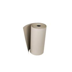KK Verpackungen Seidenpapier, Rollen-Schrenzpapier Packpapier Füllmaterial 0,5x 200m 100g/m² Grau