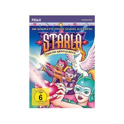 Starla und die Kristallretter - Staffel 2 DVD