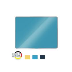LEITZ Memoboard Whiteboard Cosy, (Whiteboard 40x60 cm) blau 40 cm x 4 cm x 60 cm
