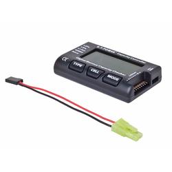 iPower Akku Capacity Controller (Prüfgerät)