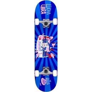 ENUFF LUCHA LIBRE Skateboard 2021 blue/blue